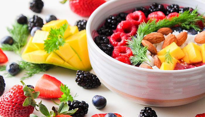 Empecemos por las frutas