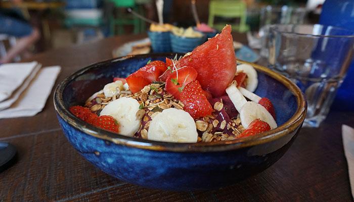 Los smoothie bowls llenos de la magia de superfoods