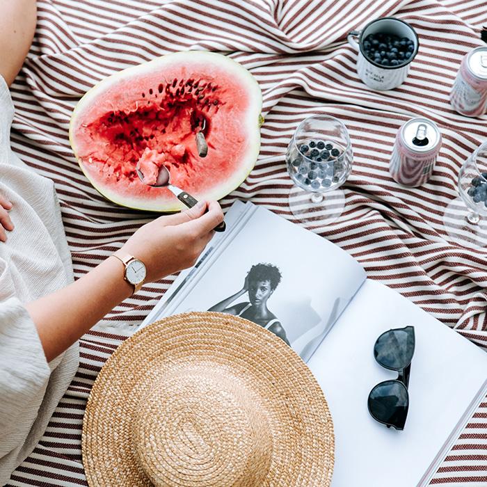 sandia de verano