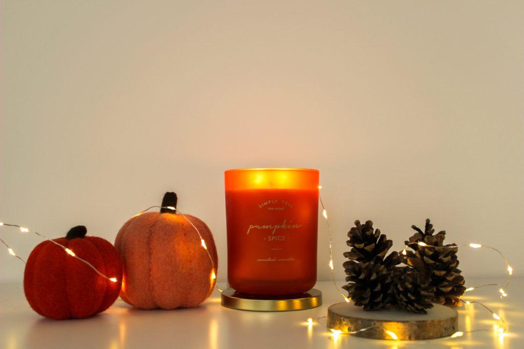 velas de otoño
