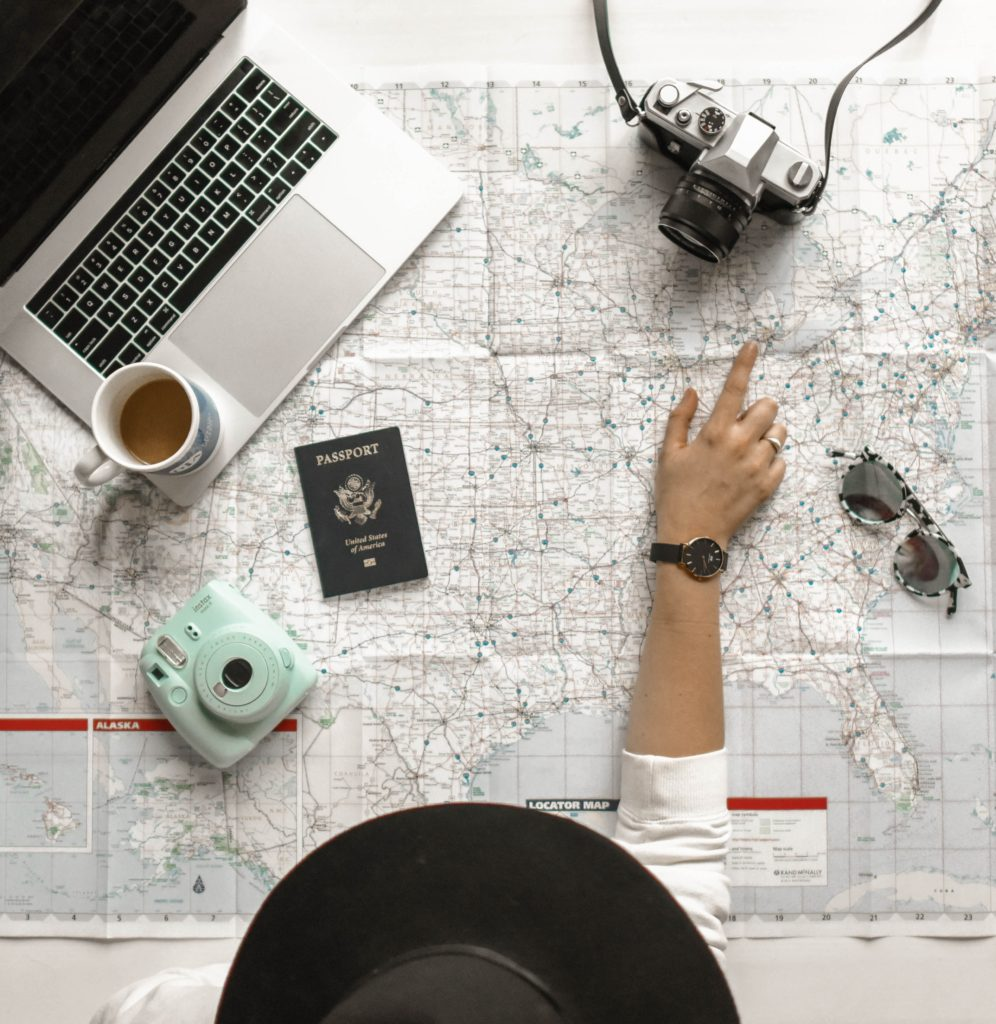 planning a vacation trip