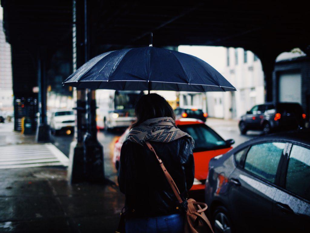 paraguas dia de lluvia